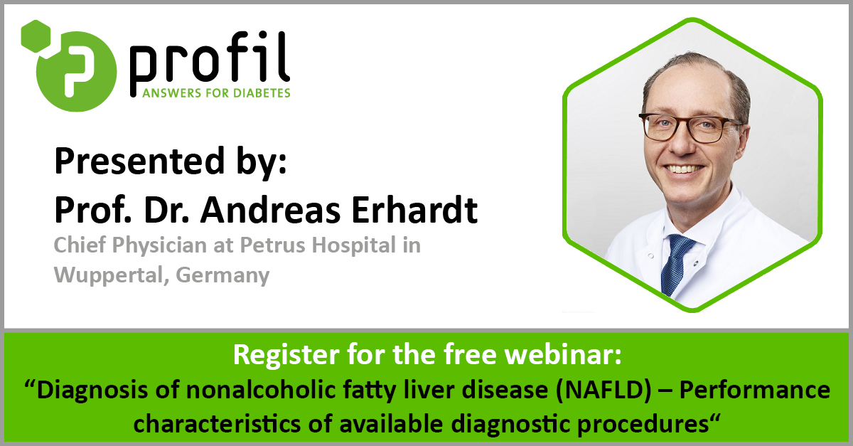 Free webinar on Diagnosis of NAFLD