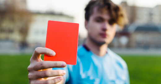 Are soccer players with dark skin tone more likely to receive red cards?